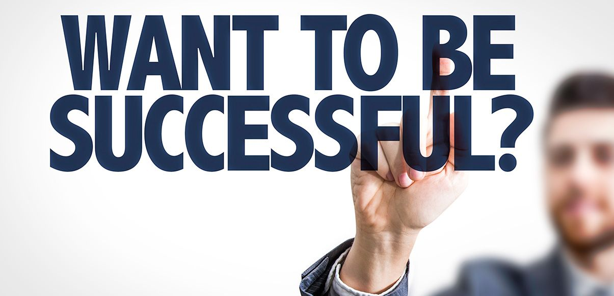 Want to Be Successful